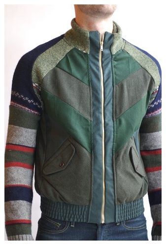 GUY STYLE | Preloved Jackets « fabulously green